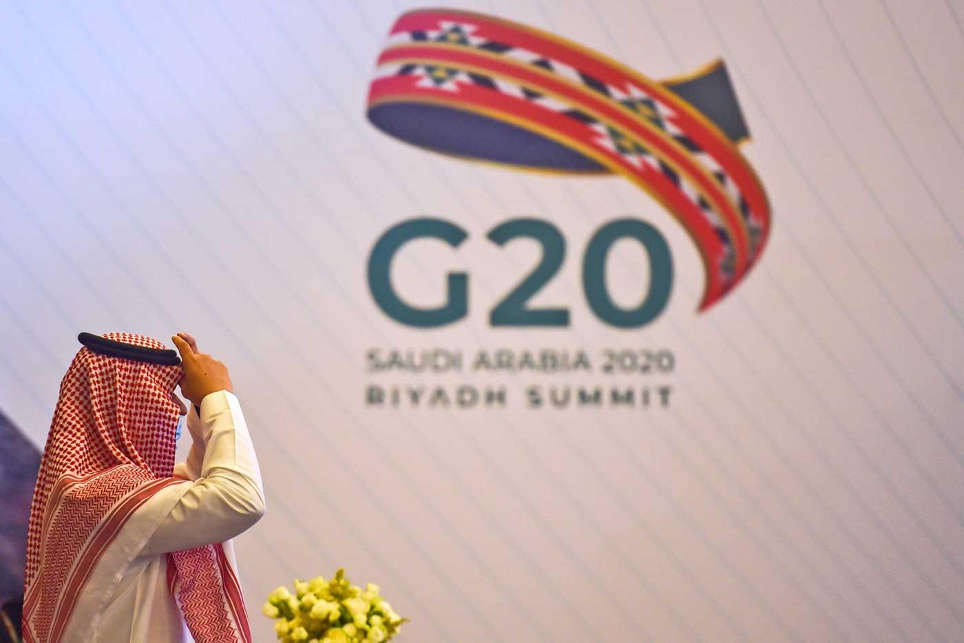 السعودية.. قمة العشرين تبحث عالم ما بعد الجائحة